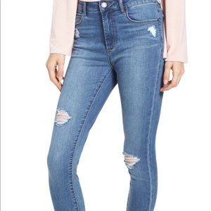 Articles of Society Skinny Distressed Jeans - 30